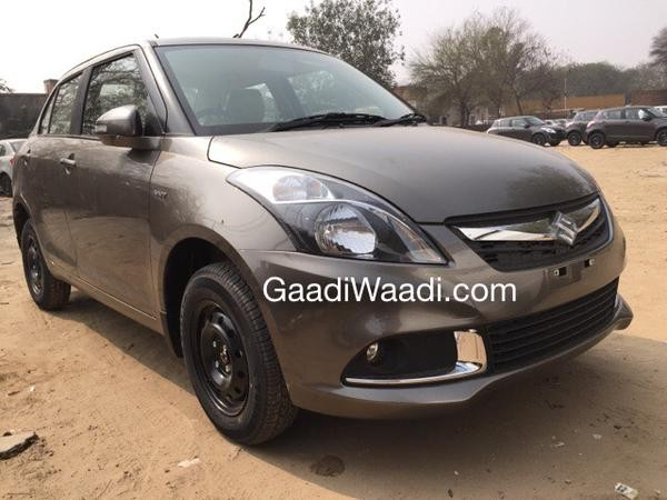Maruti Suzuki 2015 Swift Dzire Facelift