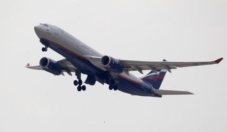 Airbus A330 plane