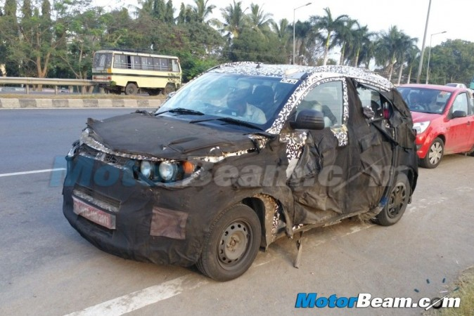 Mahindra S101 Compact SUV Spied Undergoing Testing; Expected Launch, Feature Details [PHOTOS]