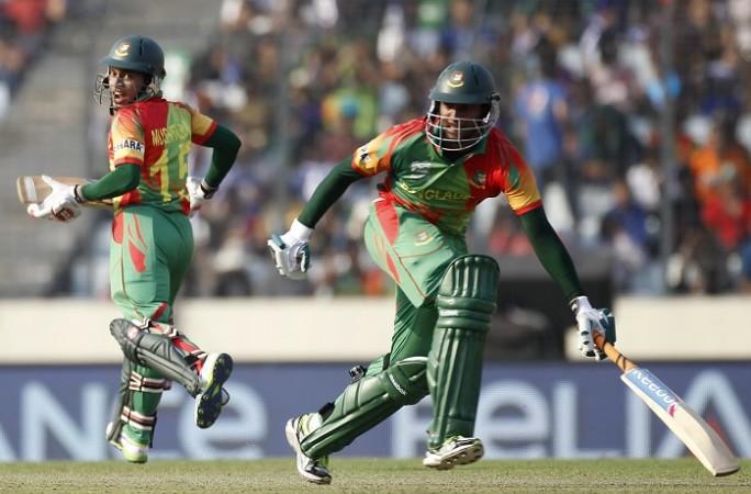 Mushfiqur Rahim Shakib Al Hasan Bangladesh