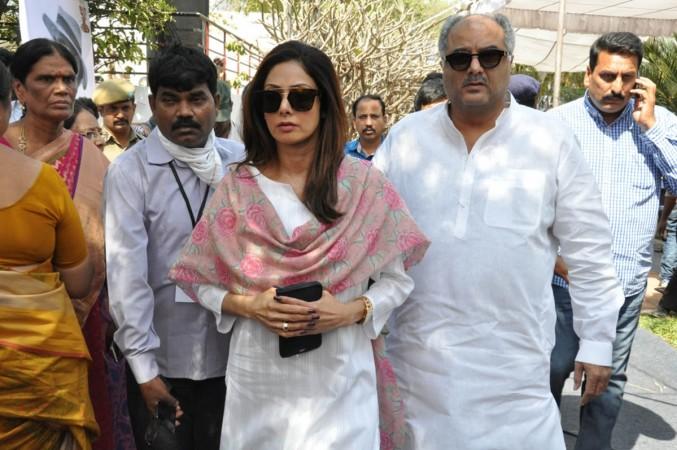 When Sridevi Tied Rakhi To Husband Boney Kapoor To Prove