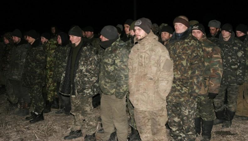 Ukraine Russia exchange prisoners
