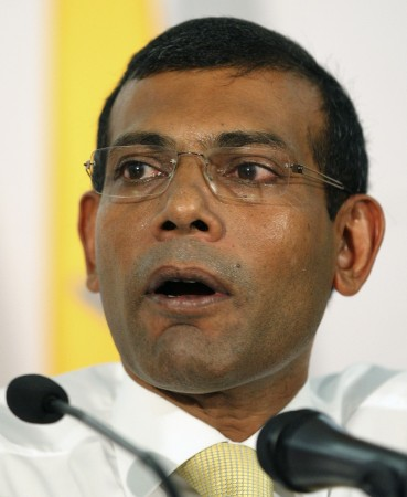 Former President of the Maldives and the country's current opposition leader Mohamed Nasheed was arrested on Sunday.