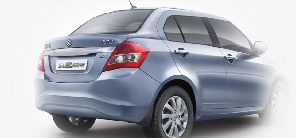 Maruti Suzuki Dzire Facelift