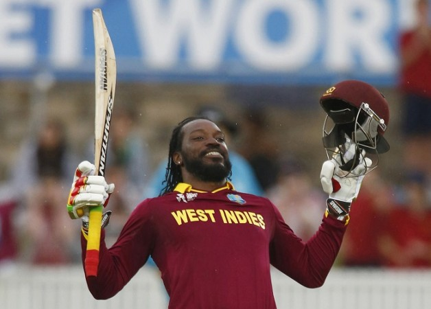 Chris Gayle West Indies Double Hundred World Cup 2015