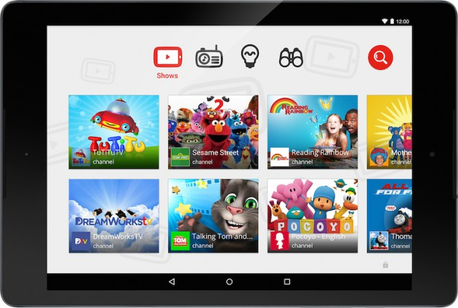 YouTube Kids App Hits iTunes And Play Store For Free