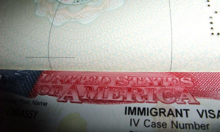 US VIsa Microprint