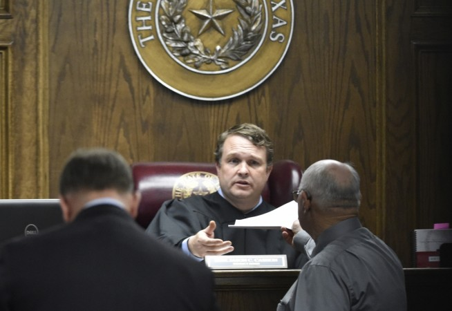 Jury trial for murder of 'American Sniper' Chris Kyle.