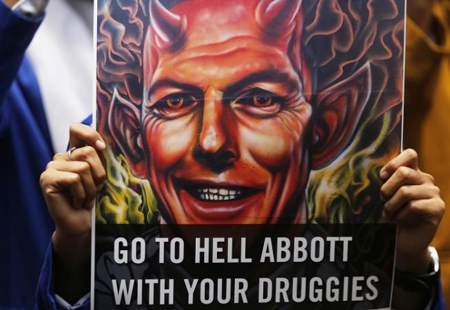 Australian Prime Minister Tony Abbott on Thursday offered some hope of saving the two 'Bali Nine' members.