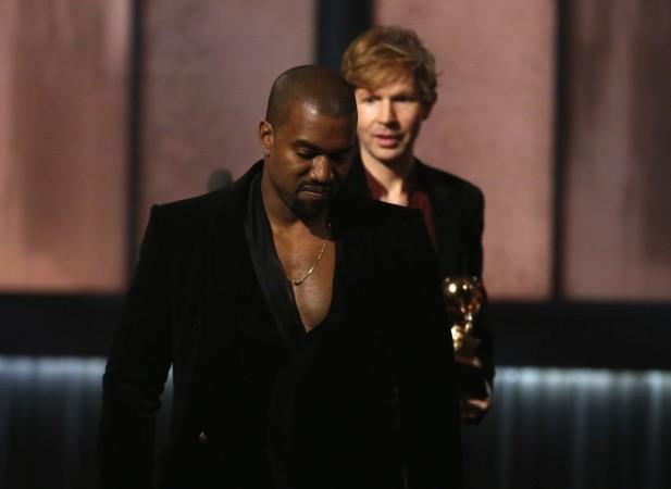 Kaney West and Beck at VMAs