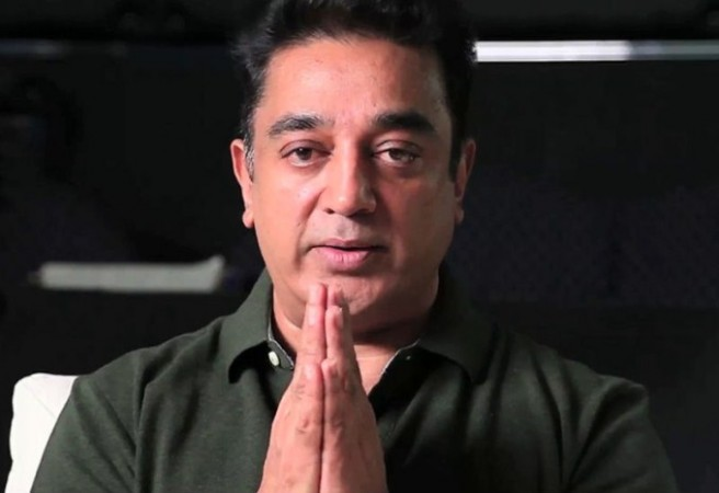 Kamal Haasan takes a dig on AIADMK