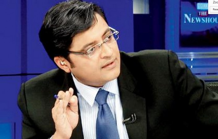 HC seeks Arnab and Republic reply on Tharoor defamation plea