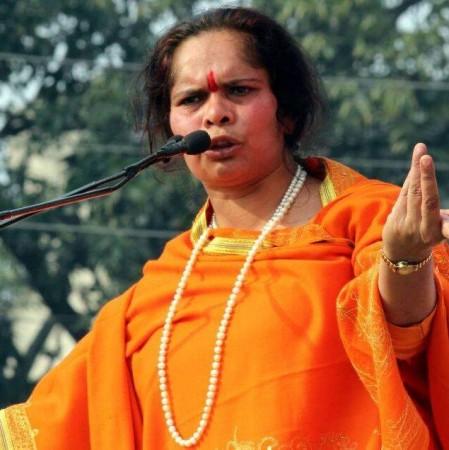 BJP Leader Sadhvi Prachi