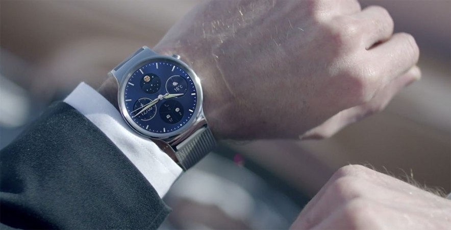 Huawei Watch Price Makes It A Premium Smartwatch Only For The Well-Off? Pegged At $1,000