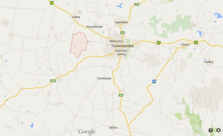 Three people have been shot dead at a house just west of Toowoomba on the Darling Downs, Queensland in Australia.