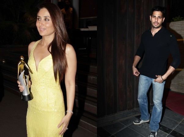 Kareena Kapoor Khan to Seduce Sidharth Malhotra in Karan Johar's 'Brothers'