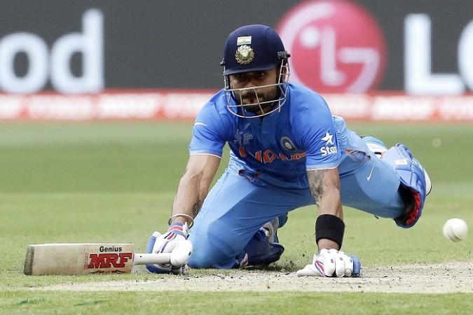 Virat Kohli India World Cup 2015