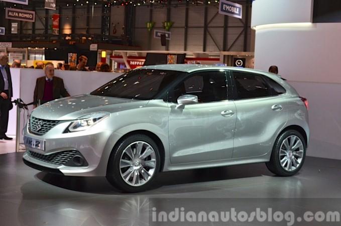 2015 Geneva Motor Show: Suzuki Debuts iK-2 (Maruti YRA Hatchback)