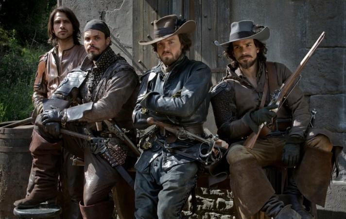 The Musketeers spoilers