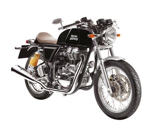 Royal Enfield Continental GT Gets New Colour Shade in India