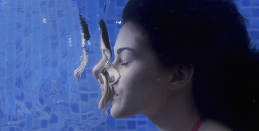 Emraan Hashmi, Amyra Dastur in 'Mr X'