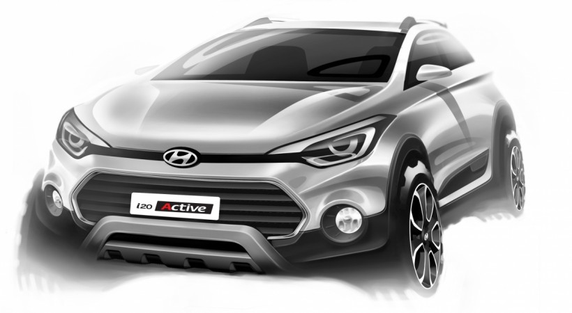 It's Official: Hyundai i20 Active India Launch on 17 March; Feature, Price Details
