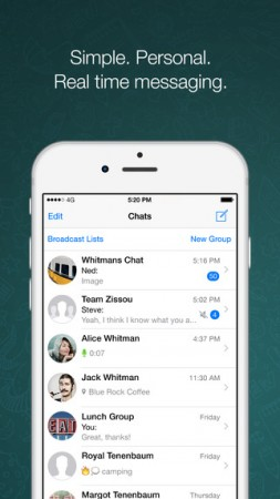 WhatsApp Adds 9 New Features To iOS In Major Update: Backup Videos, Custom Notifications And More