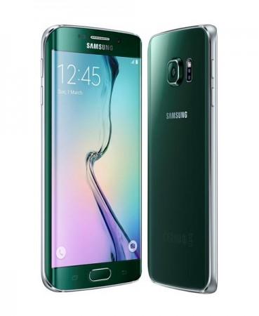 Samsung Galaxy 6 Edge Emrald Green Edition Smartphone