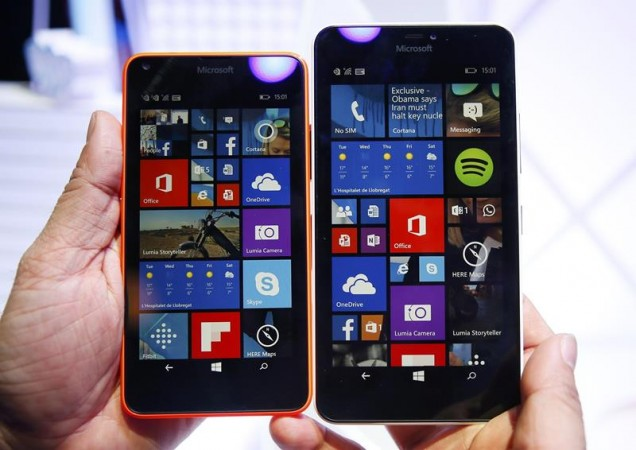 Microsoft Lumia 640 and 640 XL