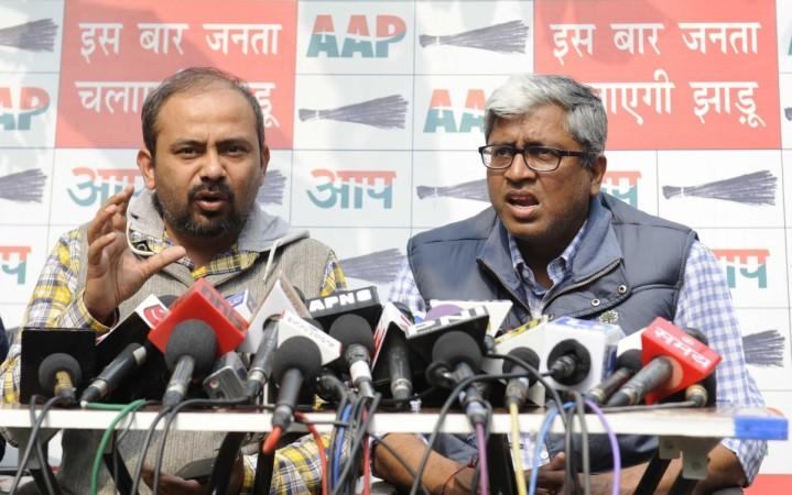 AAP Ashutosh