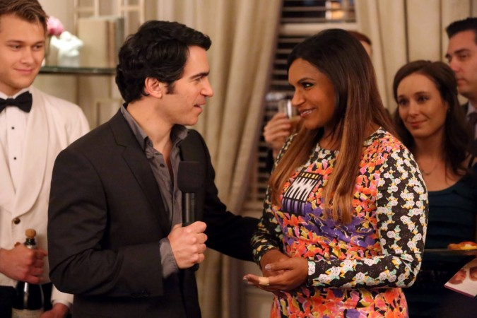 The Mindy Project Spoilers