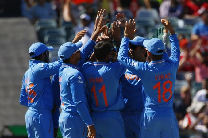 India ICC Cricket World Cup 2015