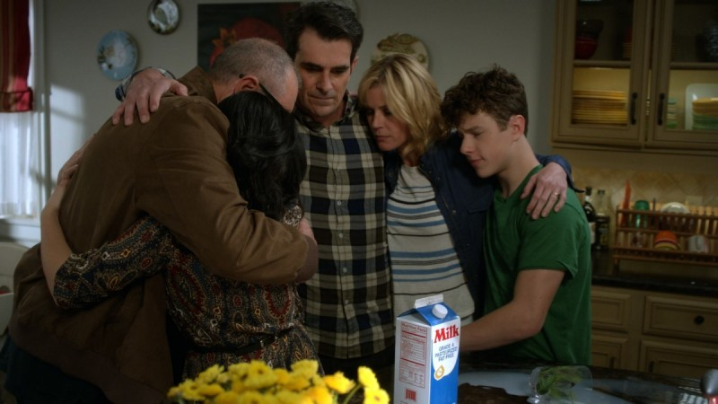No 'Modern Family' episodes for two weeks.