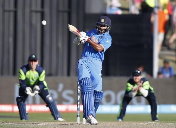 Shikhar Dhawan India Ireland ICC Cricket World Cup 2015