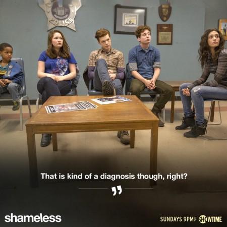 'Shameless' spoilers