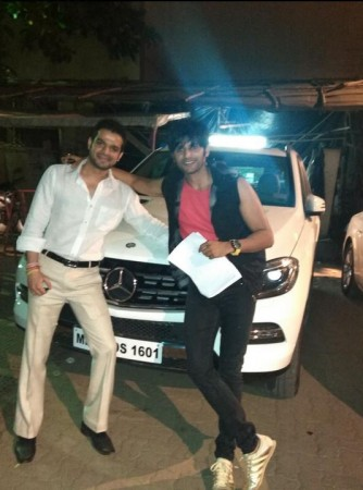 Karan Patel and Karanvir Bohra