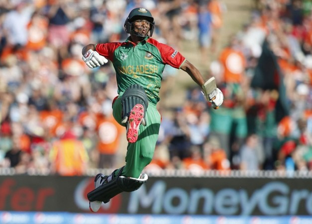 Mahmudullah Bangladesh ICC Cricket World Cup 2015