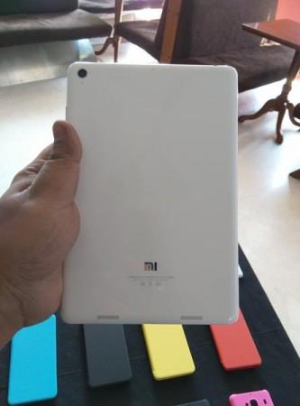 Xiaomi Mi Pad Rear