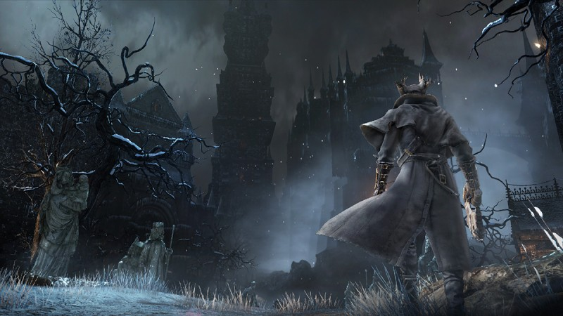 Bloodborne co-op fix