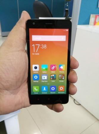 Xiaomi Redmi 2 MIUI 6 interface