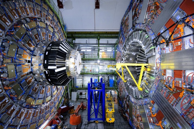 Cerns Large Hadron Collider re-starts after two-year shutdown