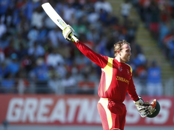 Brendan Taylor Zimbabwe ICC Cricket World Cup 2015