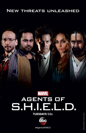 Agents of SHIELD spoilers