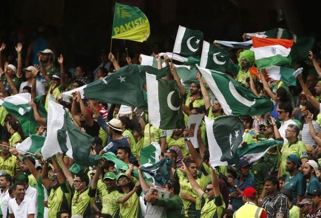 Pakistan Fans ICC Cricket World Cup 2015