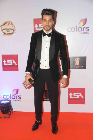 Gautam Gulati at Television Style Awards