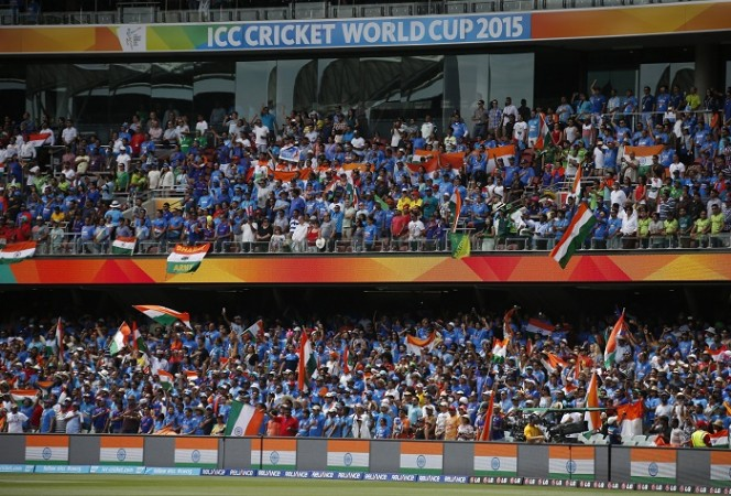 ICC Cricket World Cup 2015 Fans