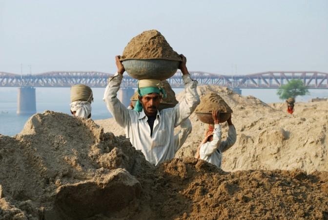 Sand mafia