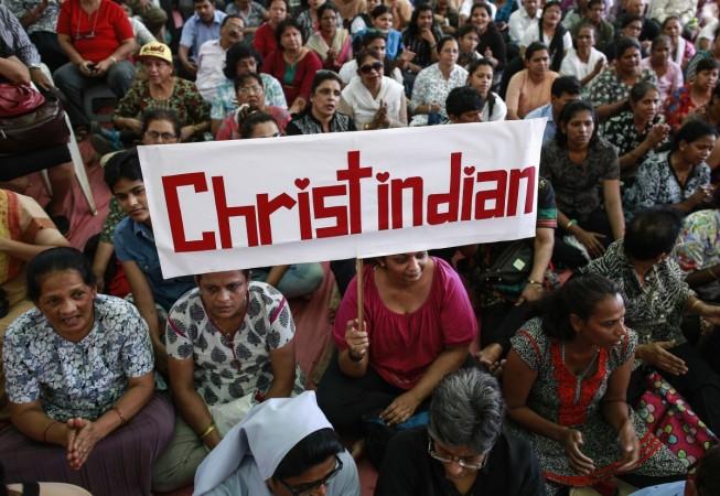 Christian attack