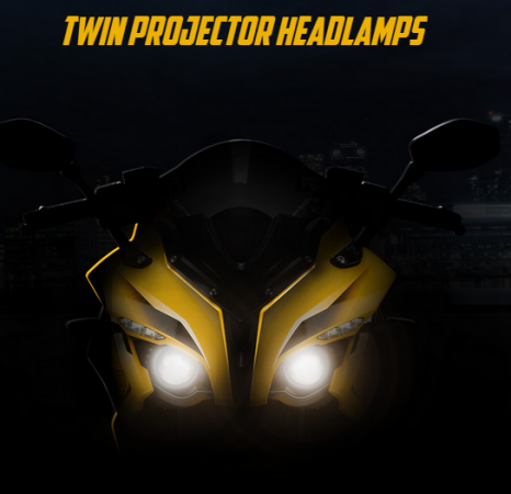 Bajaj Pulsar RS 200 India Launch on 26 March, Specifications Revealed
