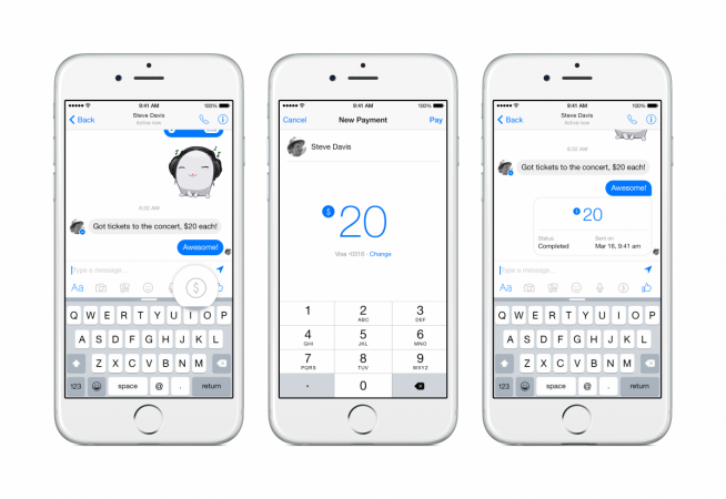 Facebook Launches Payment Transfer Via Messenger; Simple Steps To Send And Receive Money For Free
